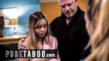 Punished Teen Impregnated By Stranger – PURE TABOO